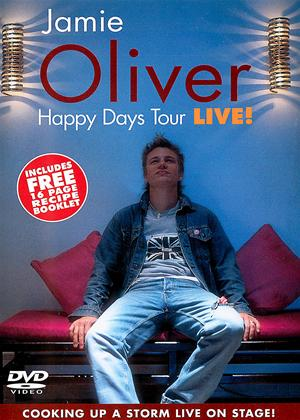 Rent Jamie Oliver: Happy Days Tour: Live! Online DVD Rental