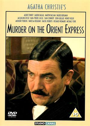 Rent Murder on the Orient Express (aka Agatha Christie's Murder on the Orient Express) Online DVD & Blu-ray Rental
