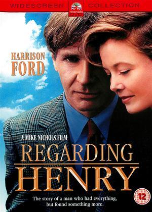 Rent Regarding Henry Online DVD Rental