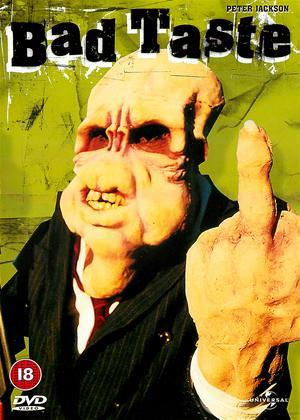 Rent Bad Taste Online DVD Rental