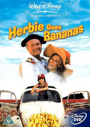 Rent Herbie Goes Bananas Online DVD & Blu-ray Rental