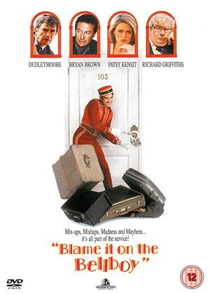 Rent Blame It on the Bellboy Online DVD Rental