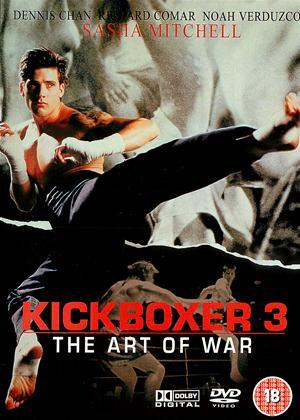 Rent Kickboxer 3: The Art of War Online DVD Rental