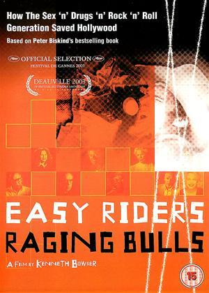 Rent Easy Riders, Raging Bulls Online DVD & Blu-ray Rental