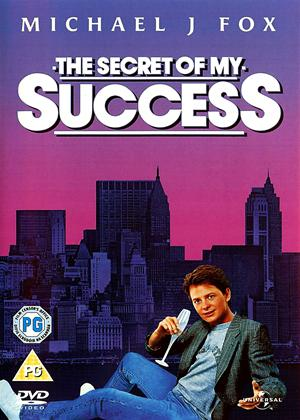 Rent The Secret of My Success Online DVD Rental