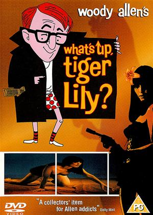 What's Up, Tiger Lily? Online DVD Rental