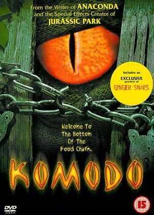 Rent Komodo Online DVD Rental