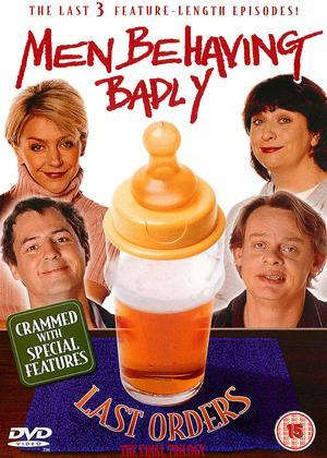 Rent Men Behaving Badly: Series 7 (aka Men Behaving Badly: Last Orders) Online DVD & Blu-ray Rental