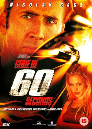 Rent Gone in 60 Seconds Online DVD Rental
