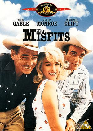 The Misfits Online DVD Rental