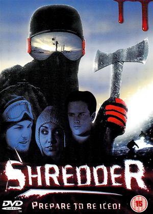 Rent Shredder Online DVD Rental