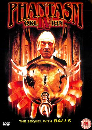 Phantasm 4 Online DVD Rental