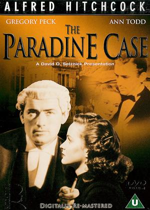 Rent The Paradine Case Online DVD Rental
