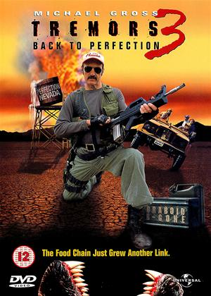 Rent Tremors 3 (aka Tremors 3: Back to Perfection) Online DVD & Blu-ray Rental