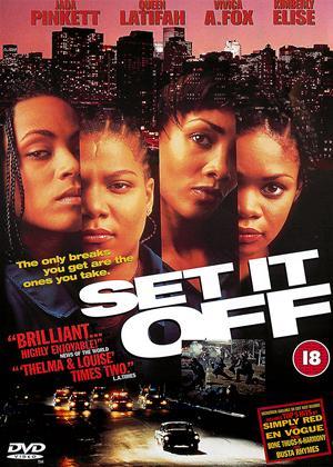 Rent Set It Off Online DVD Rental