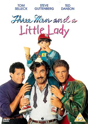 Rent Three Men and a Little Lady Online DVD Rental