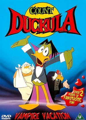 Rent Count Duckula: Vampire Vacation Online DVD Rental