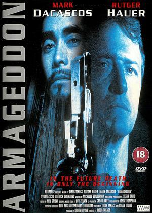 Rent Armageddon (aka Redline) Online DVD Rental