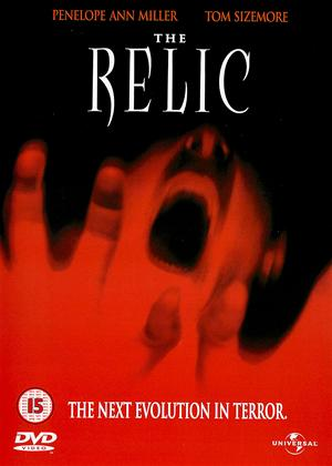 Rent The Relic Online DVD Rental