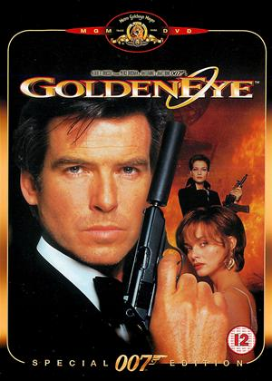Rent James Bond: Goldeneye Online DVD Rental