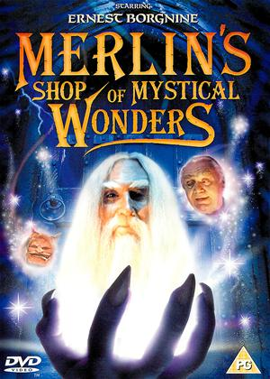 Rent Merlin's Shop of Mystical Wonders Online DVD Rental