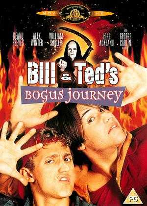 Rent Bill and Ted's Bogus Journey Online DVD Rental