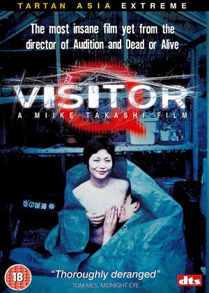 Rent Visitor Q (aka Bijitâ Q) Online DVD & Blu-ray Rental