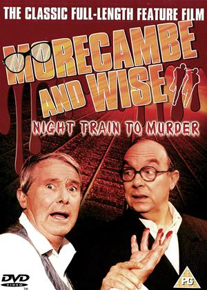 Rent Morecambe and Wise: Night Train to Murder Online DVD Rental