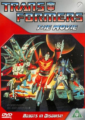 Rent Transformers: The Movie Online DVD Rental