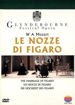Rent Mozart: Le Nozze Di Figaro: Glyndebourne Festival 1994 Online DVD Rental