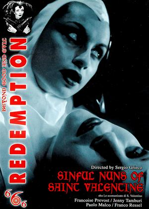 Rent The Sinful Nuns of St. Valentine (aka Le Scomunicate di S. Valentin) Online DVD & Blu-ray Rental