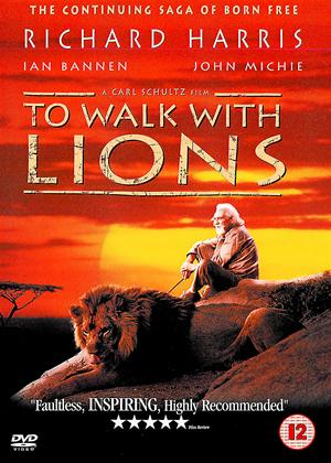 Rent To Walk with Lions Online DVD & Blu-ray Rental