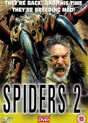 Rent Spiders 2 Online DVD Rental
