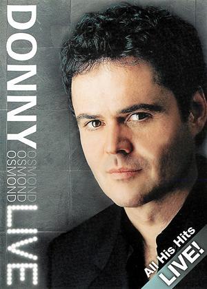 Rent Donny Osmond: Live Online DVD Rental