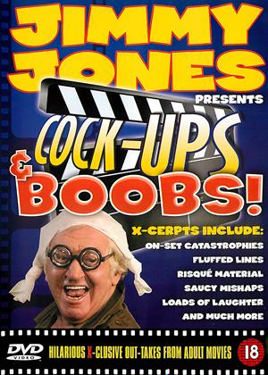 Rent Jimmy Jones: Cock Ups and Boobs Online DVD Rental