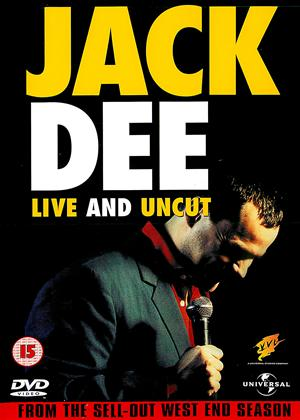 Jack Dee: Live and Uncut Online DVD Rental
