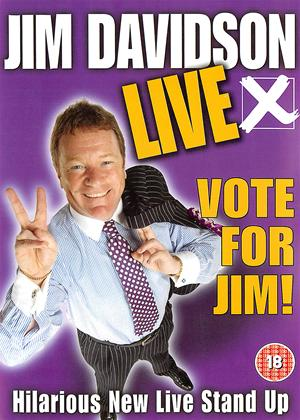 Rent Jim Davidson: Vote for Jim Online DVD Rental