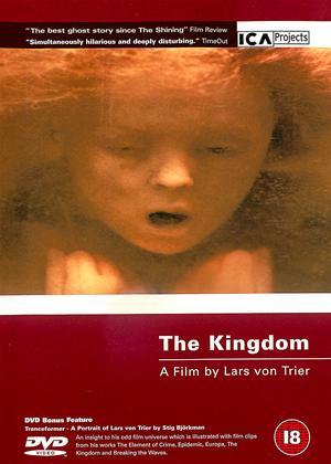 Rent The Kingdom (aka Riget) Online DVD & Blu-ray Rental
