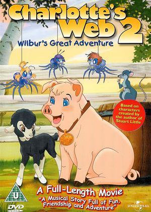 Rent Charlotte's Web 2: Wilbur's Great Adventure Online DVD & Blu-ray Rental