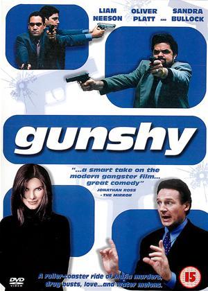 Rent Gunshy (aka Gun Shy) Online DVD & Blu-ray Rental