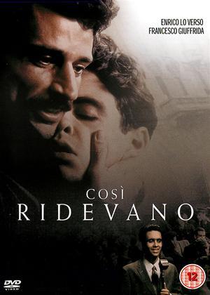 Rent The Way We Laughed (aka Cosi Ridevano) Online DVD Rental
