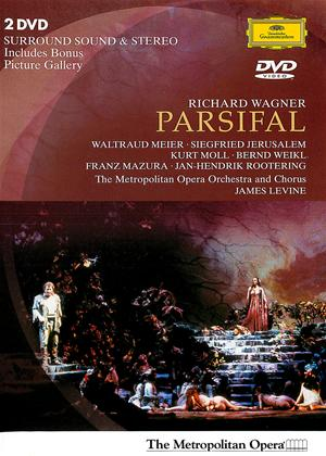 Rent Wagner: Parsifal: Metropolitan Opera Orchestra Online DVD Rental