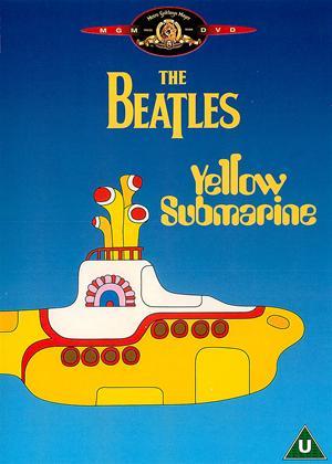 The Beatles: Yellow Submarine Online DVD Rental