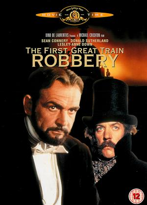 The First Great Train Robbery Online DVD Rental