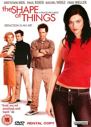 Rent The Shape of Things Online DVD Rental
