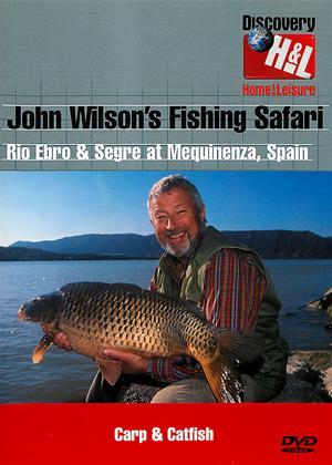 Rent John Wilson's Fishing Safari: Vol.5 Online DVD Rental