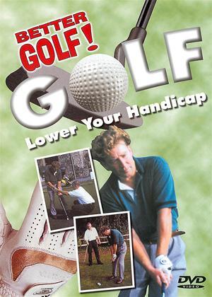 Rent Golf: Lower Your Handicap Online DVD Rental