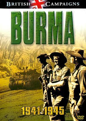 Rent British Campaigns: Burma 1941-1945 Online DVD Rental