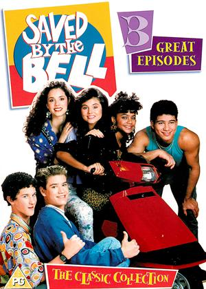 Rent Saved by the Bell: 3 Classic Episodes Online DVD Rental