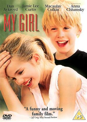 Rent My Girl Online DVD Rental